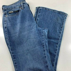 Lee Natural Bootcut Jeans Size 8M BX35